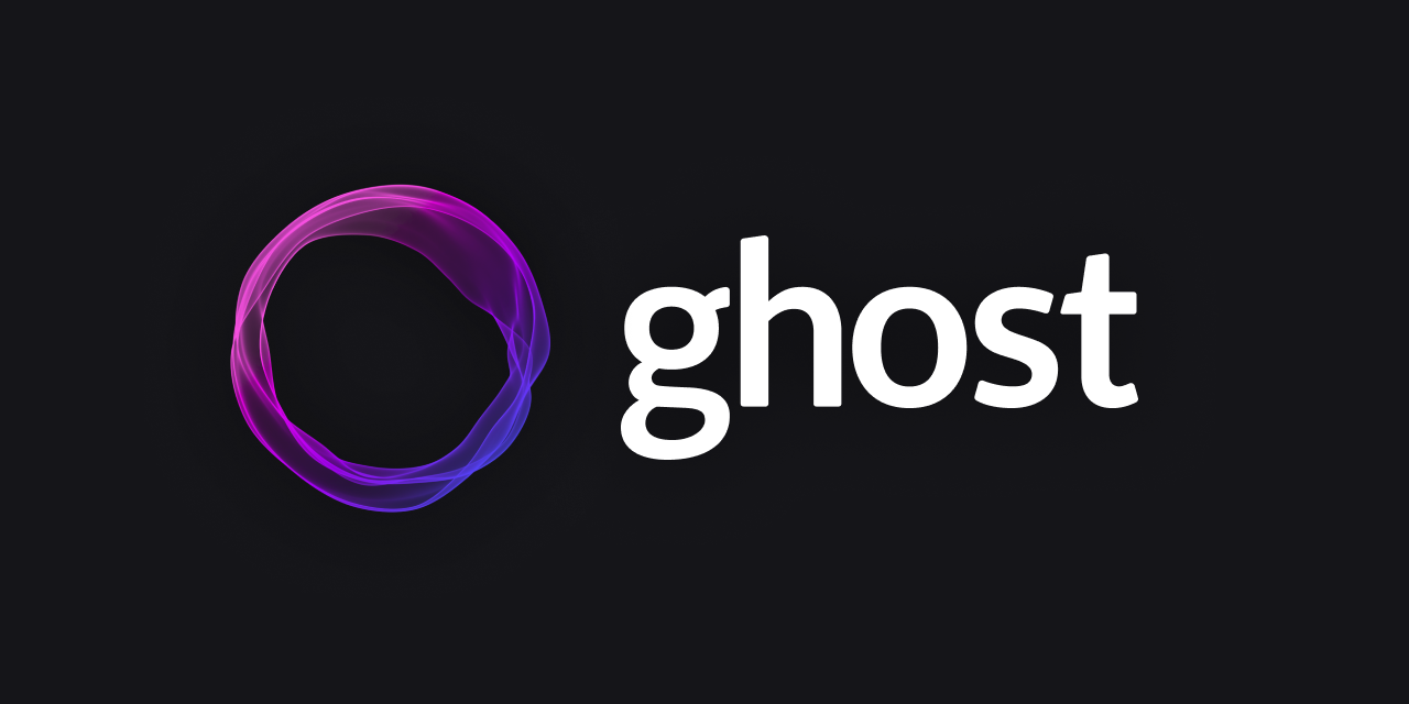 Writing posts with Ghost ✍️